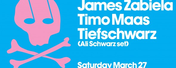 James Zabiela, Timo Maas & Tiefschwarz Yacht Party