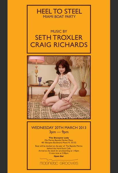 Seth Troxler and Craig Richards | Wed, Mar 20th