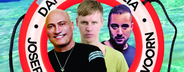 Found at Sea w/ Danny Tenaglia, Jooris Voorn & Joseph Capriati