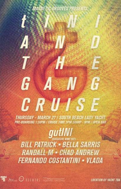 TINI and the Gang Cruise